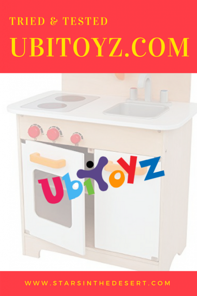 Ubitoyz.com - the solution to most parents' problems